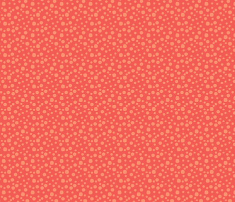 Mini-Dot-Page-Pink fabric by angie_mac on Spoonflower - custom fabric
