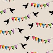 Birds & Bunting