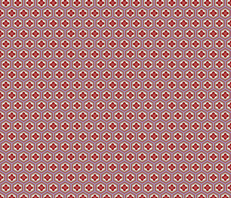 Rokkaku fabric by flyingfish on Spoonflower - custom fabric