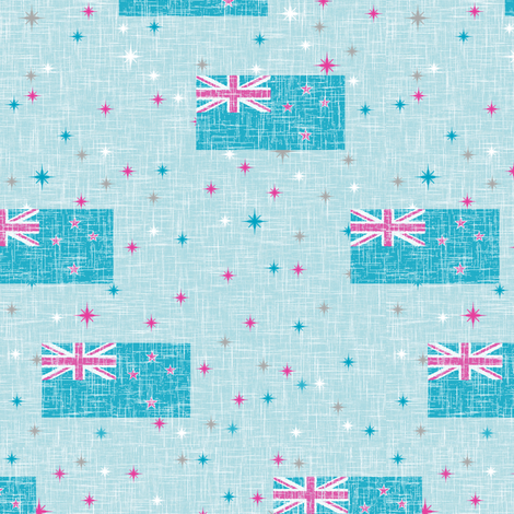 Jubilee Kiwi fabric by inscribed_here on Spoonflower - custom fabric