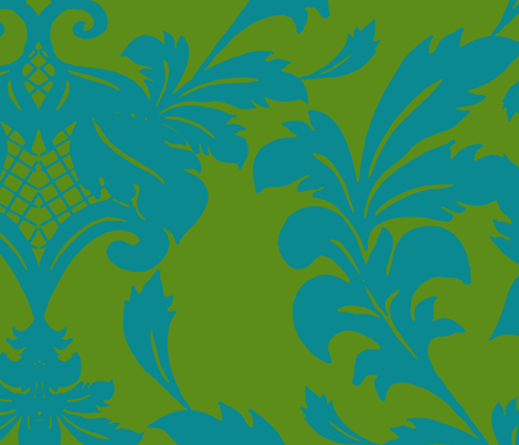 Damask5 fabric by aimeesthill on Spoonflower - custom fabric