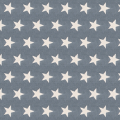 Vintage Looking American Flag Stars