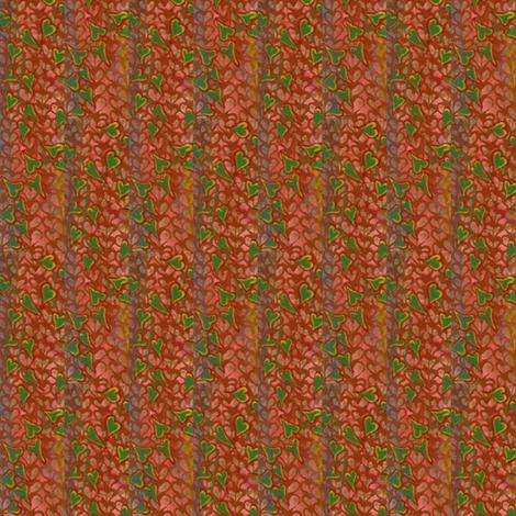 heartbark_150dpi fabric by kymnicolas on Spoonflower - custom fabric