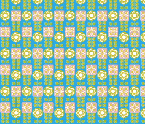 blumerosa fabric by jodysart on Spoonflower - custom fabric