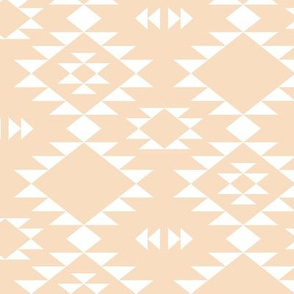 Navajo - Coral White