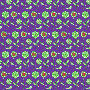 Fresh Winkle Flowers