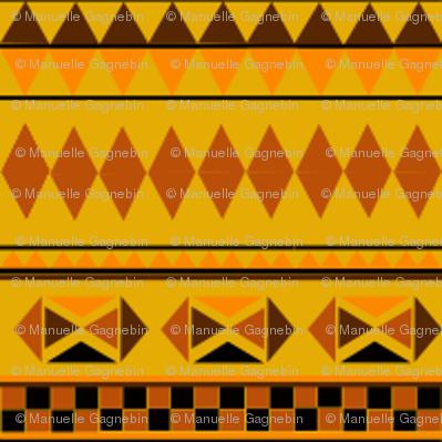 AFRIQUE 1 Palette AFRIQUE