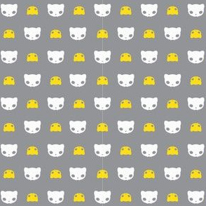 Vampire Cat Skulls 01