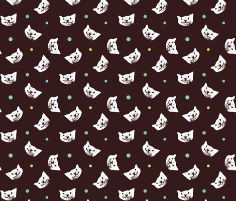 Happy Sammy fabric by happy_to_see on Spoonflower - custom fabric