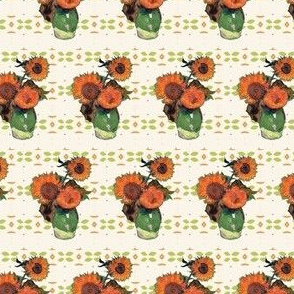 Sunflowers | Southwest Style |  Van Gogh by BohoBear