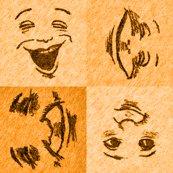 Rrhappyfaces_textured_4_parchment_60pc_small_shop_thumb