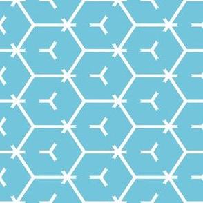 Honeycomb Motif 3