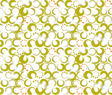 geo8 fabric by artgarage on Spoonflower - custom fabric