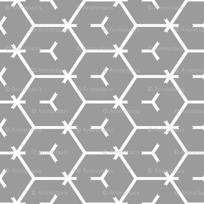 Honeycomb Motif 9