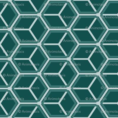 Honeycomb Motif 21