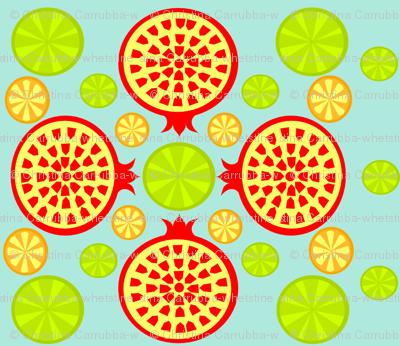 Pomegranate Lime
