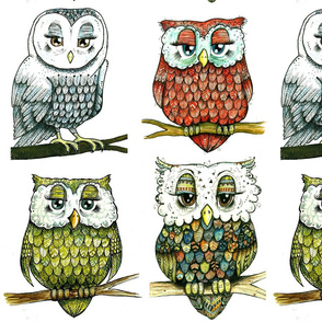 The Four Owls