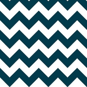 Two Chevrons Make A Right: Navy