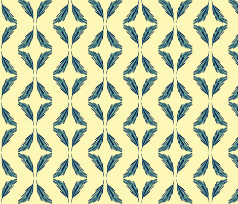 Aged_Feather fabric by kashley on Spoonflower - custom fabric