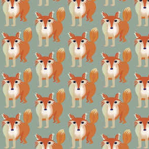 fox simple