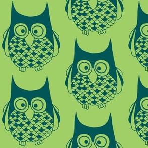 Hootie Cutie Owl Sprout