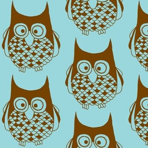 Hootie Cutie Owl Bloo Berry