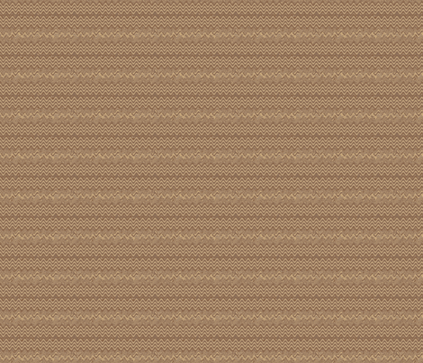 Brown Textured Effect Stripe © Gingezel™ 2012 fabric by gingezel on Spoonflower - custom fabric