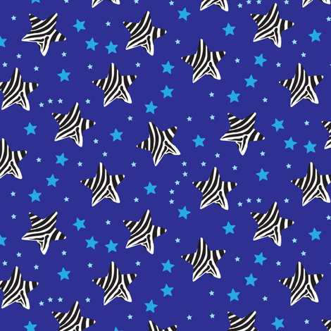 stars_and_stripes fabric by owls on Spoonflower - custom fabric
