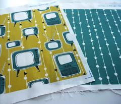 Teal Green Coordinating Design