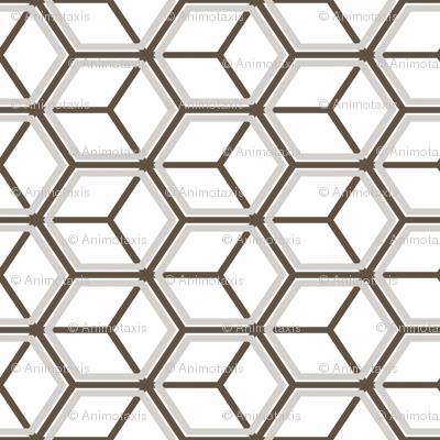 Honeycomb Motif 22