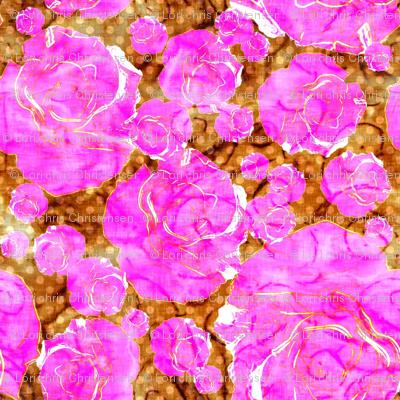 Bali rose