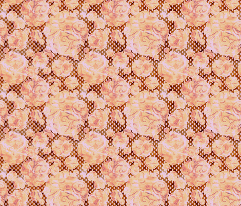 Rusty dusty rose fabric by keweenawchris on Spoonflower - custom fabric