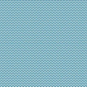 Dark Blue Chevron