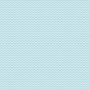 Light Blue Chevron