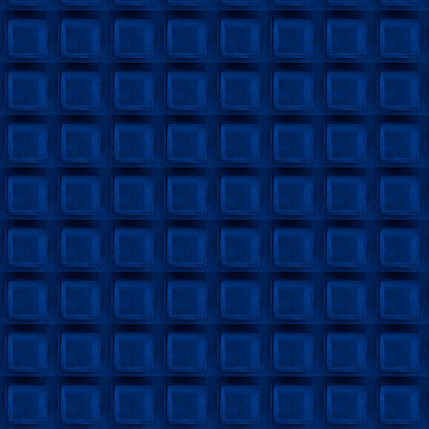 Doctor Who Inspired TARDIS Police Box Squares or River Song Journal Blocks