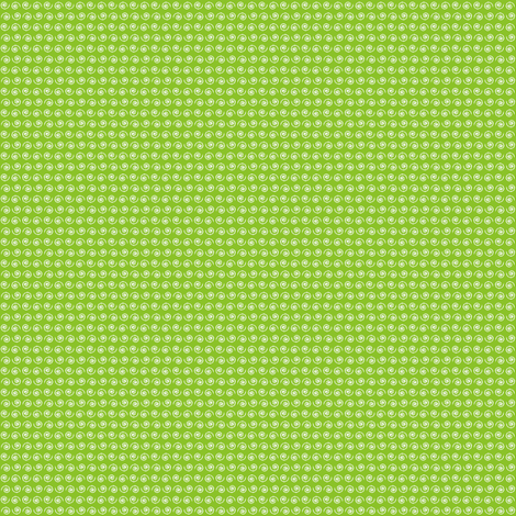Snail on Fresh Leafy Green. fabric by rhondadesigns on Spoonflower - custom fabric