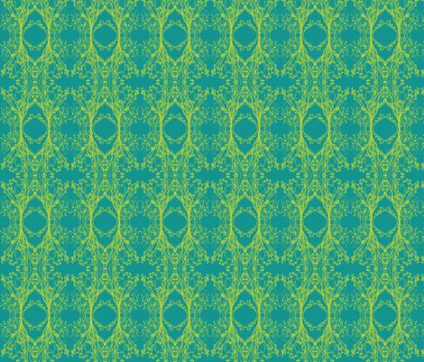 Modern Majestic - Flight - Endless Blossom fabric by uzumakijo on Spoonflower - custom fabric