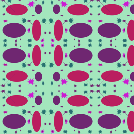 Gin Fizz fabric by jasmine_ritz on Spoonflower - custom fabric