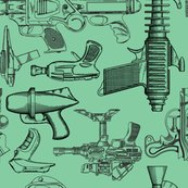 Rrspoonflower39-_ray_guns_-_green_shop_thumb