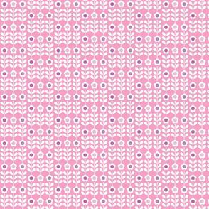 Pink Multi Flower 2