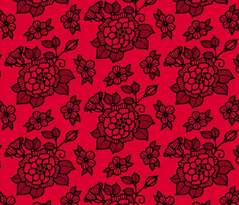 Rrrrrrrblack_flock_flower_2_on_red_cloth_shop_preview