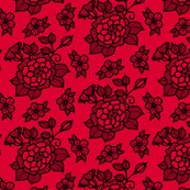 Rrrrrrrblack_flock_flower_2_on_red_cloth_shop_thumb