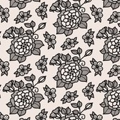Rrrrrrrblack_flock_flower_2_on_cream_cloth_shop_thumb