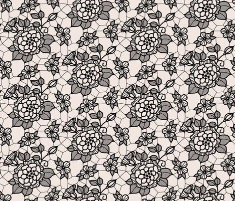 Rrrrrrrrrblack_lace_flower_2_on_cream_cloth_shop_preview