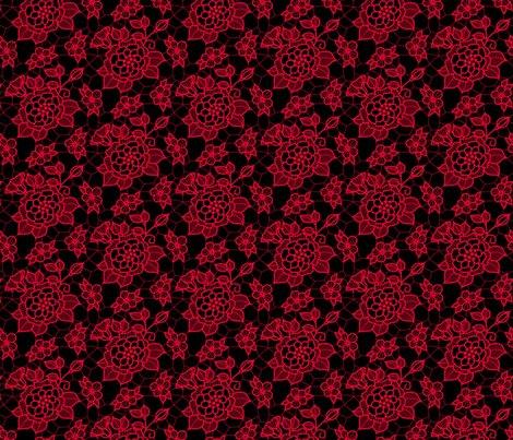 Rrrrrrrrrrrrtriple_pink_lace_flower_2_on_black_cloth_shop_preview