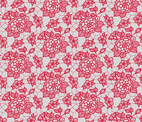 Rrrrrrrrrrrtriple_pink_lace_flower_2_on_silver_cloth_shop_preview