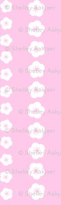 Pink Blossom Stripe