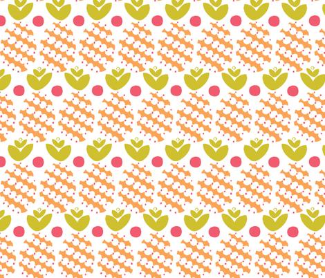 pineapple fabric by ottomanbrim on Spoonflower - custom fabric