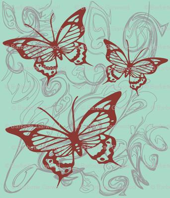Butterfly Mist