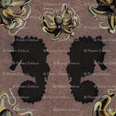 seahorse-octopus